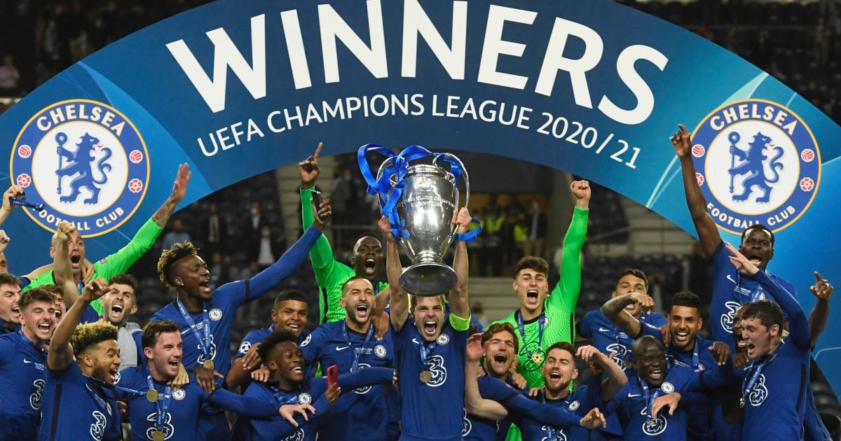 Champions League final - Man City vs Chelsea: Live ...